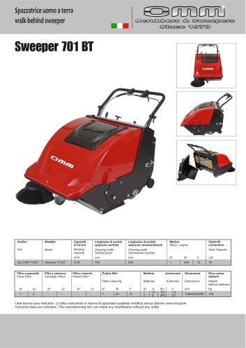Sweeper 701 BT