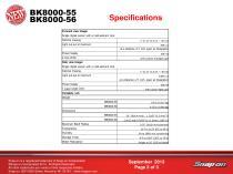 BK8000 - 55 / BK8000 - 56 - 3