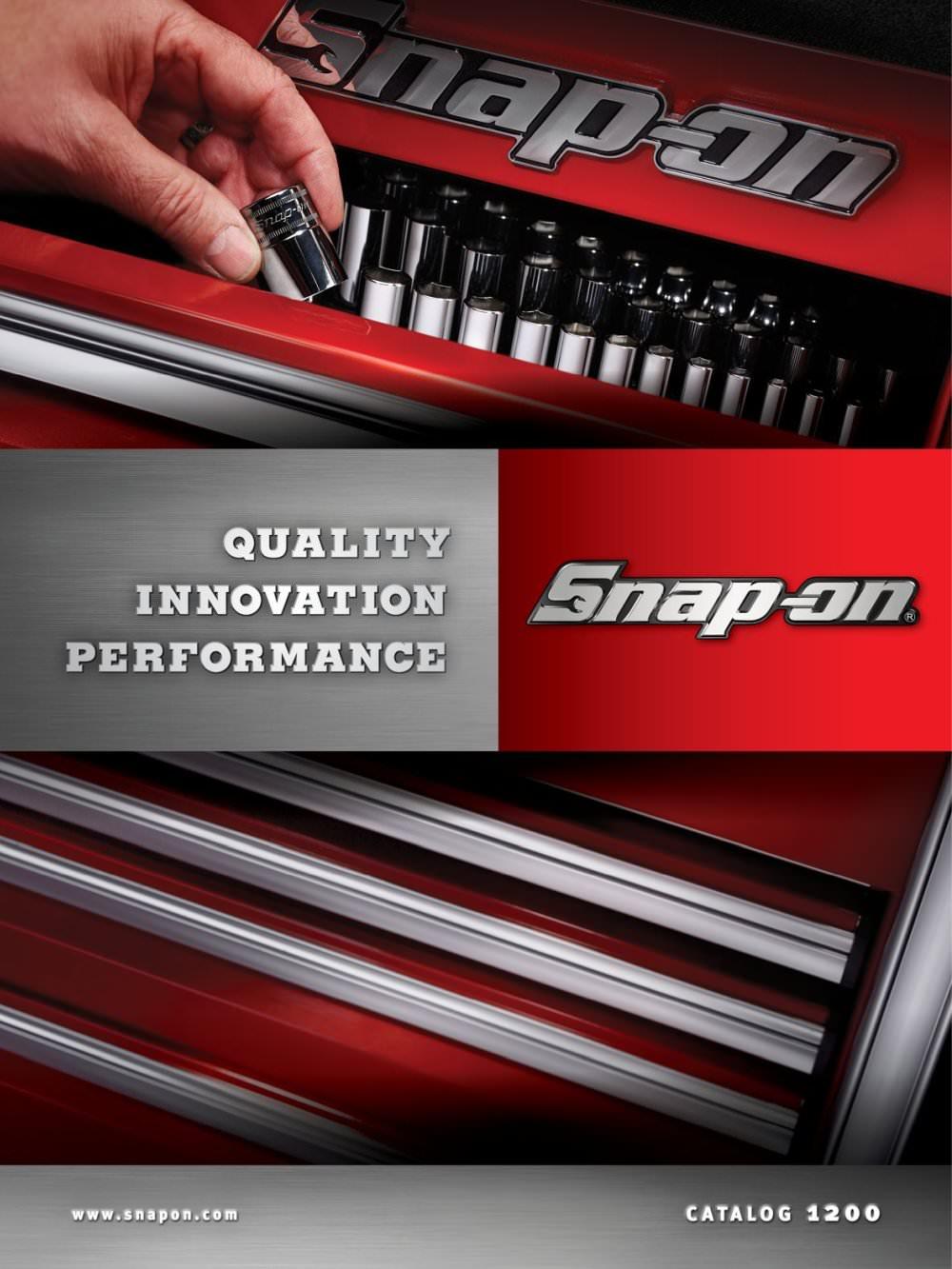 Snap-on Digital Catalog - Snap-on - PDF Catalogs | Technical