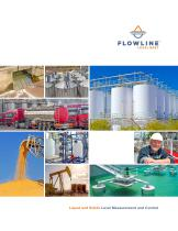 Liquid and Solids Level Measurement and Control