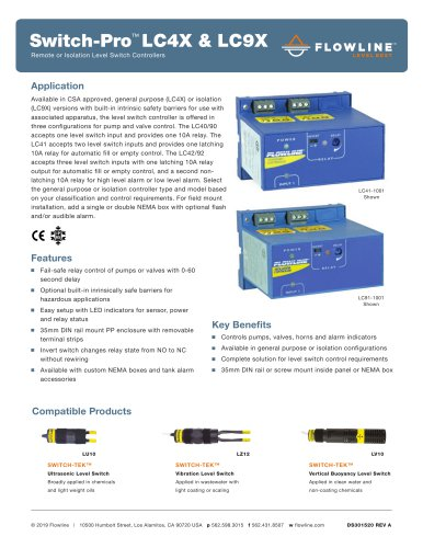 Switch-Pro™ LC4X & LC9X