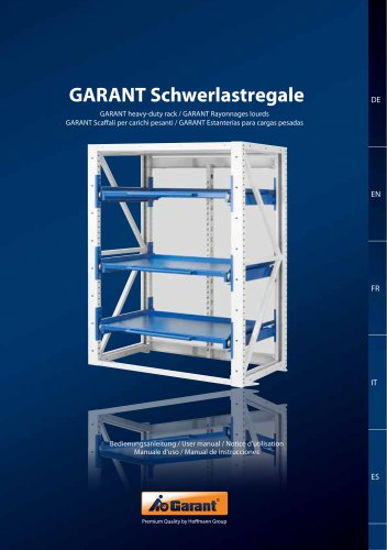 GARANT heavy-duty rack