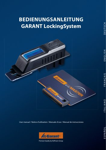 GARANT LockingSystem