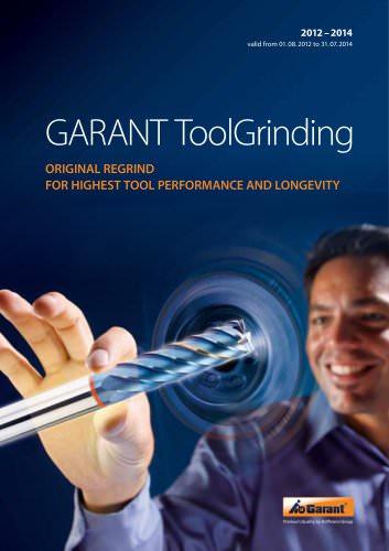 GARANT Tool Grinding
