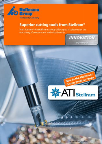 Stellram Superior cutting tools