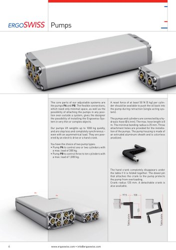 Compact power packs