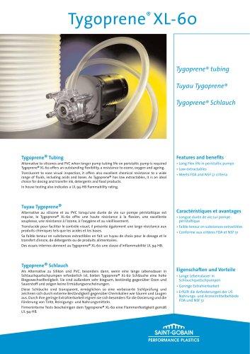 Saint-Gobain Performance Plastics - Tygoprene®