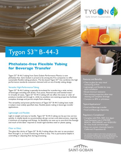 Tygon S3™ B-44-3