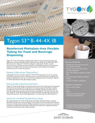 Tygon S3™ B-44-4X IB