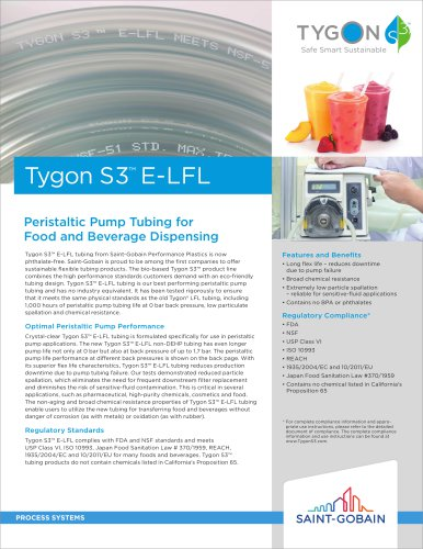 Tygon S3™ E-LFL