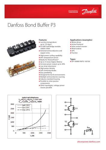 Danfoss Bond Buff er P3