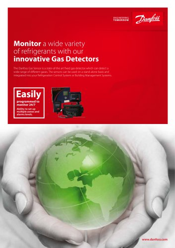 HGM-PGM Gas detector
