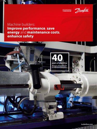 Industrial hydraulic applications