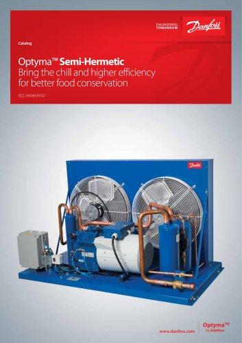 Optyma™ Semi-Hermetic