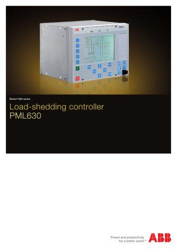 Load-shedding controller PLM630