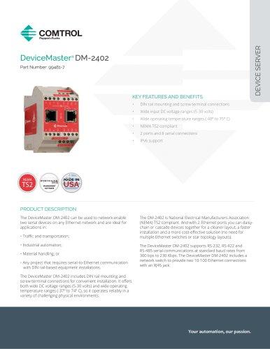 DeviceMaster® DM-2402