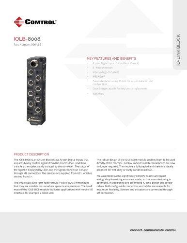 IOLB-8008