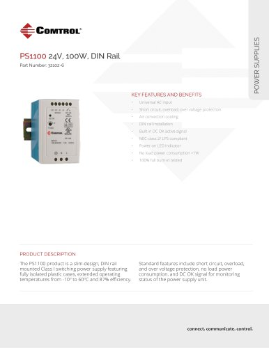 Power-Supply-PS1100_LT1336F-1