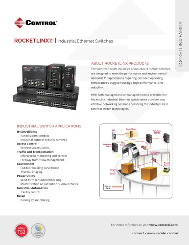 Rocketlinx Family