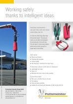 Working safely thanks to intelligent ideas
