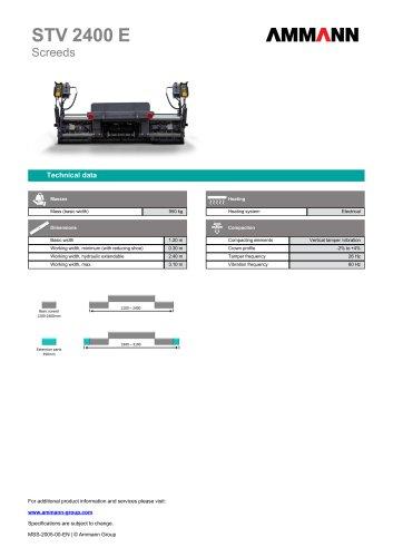 STV 2400 E