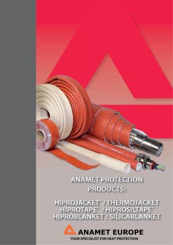Heat protection Catalogue