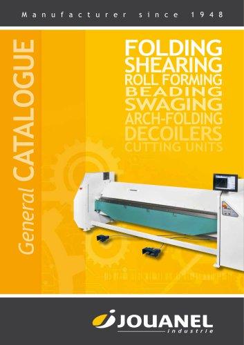Machinery general catalogue