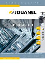 Machines and workshop equipment for insulation
