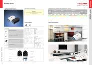 AZZURRA Series Domestic plugs, sockets, adaptors and multi-outlet sockets