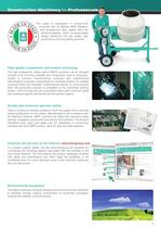 construction machinary brochure - 5
