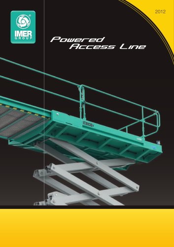powered access line