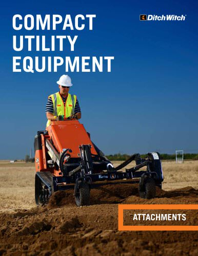 COMPACT UTILITY EQUIPMENT