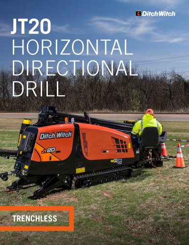 JT20 DIRECTIONAL DRILL