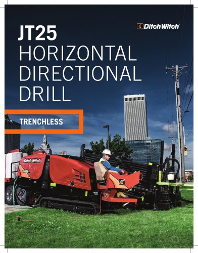 JT25 DIRECTIONAL DRILL