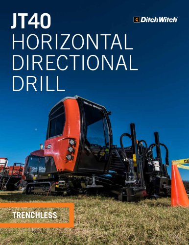 JT40 DIRECTIONAL DRILL