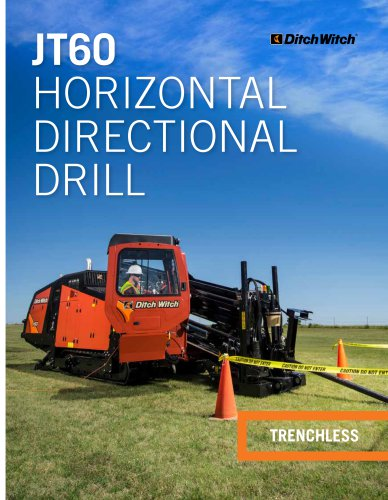 JT60 DIRECTIONAL DRILL