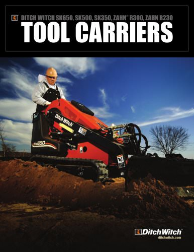 TOOL CARRIERS