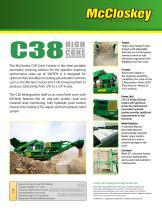 C38 Cone Crusher