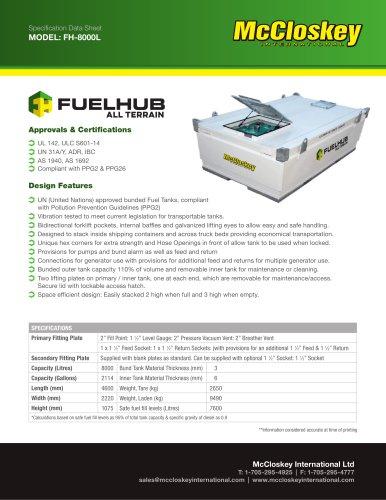 Specification Data Sheet MODEL: FH-8000L