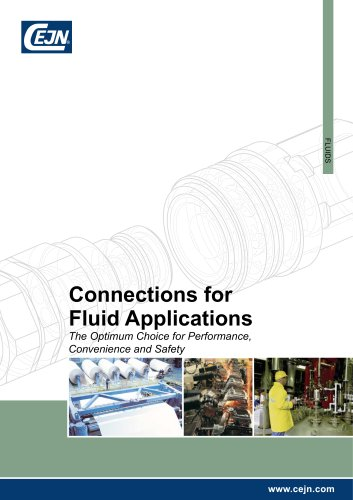 Connections for Fluid Applications