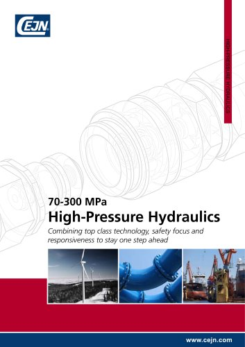 High-Pressure connections