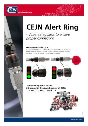 Ultra High Pressure Alert Ring