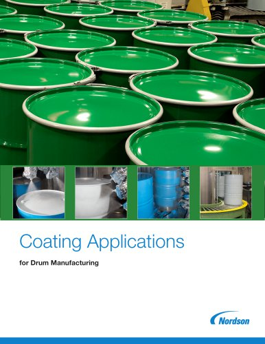 Coating Applications for Drum Manufacturing