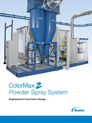 ColorMax 2 Powder Spray System