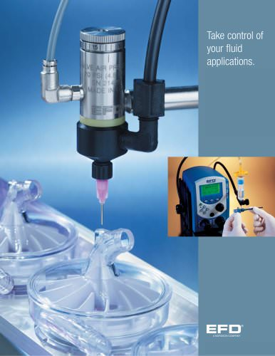Take control of your fluid applications