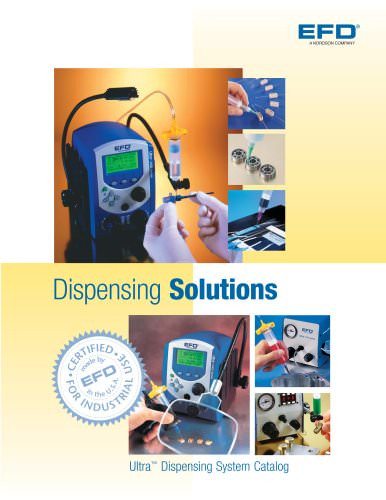 Ultra Dispensing Catalog