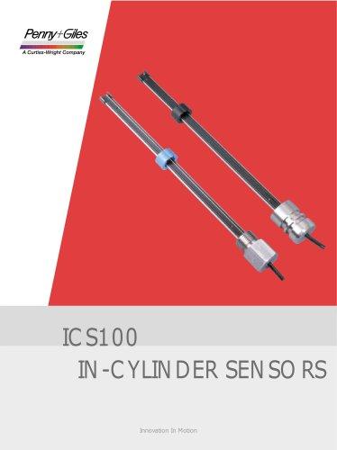 ICS100 IN-CYLINDER SENSORS