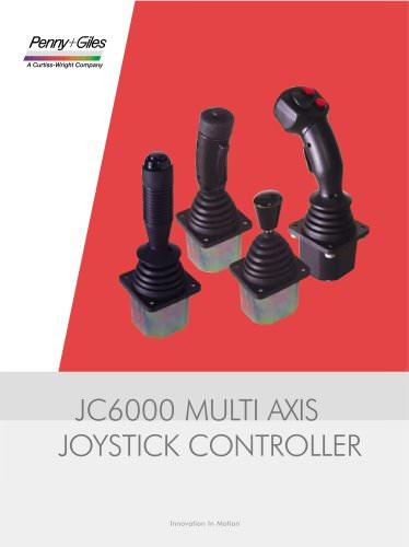 JC6000 Multi-axis Joystick Controller