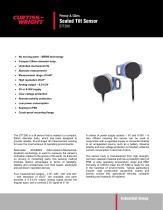 Sealed Tilt Sensor STT280