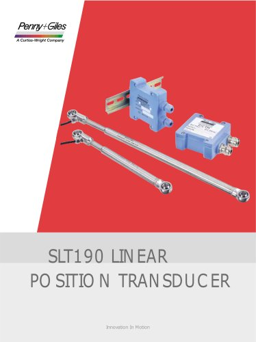 SLT190 Contactless Linear Transducer